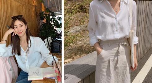 Nắng tưng bừng, các nàng mặc đồ hở chưa chắc đã hay bằng diện 4 items vừa mát mẻ vừa chống nắng hữu hiệu này