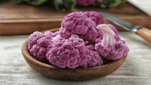 Những loại rau củ và trái cây màu tím bạn không nên bỏ lỡ