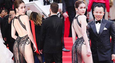Ngọc Trinh là ai giữa LHP Cannes: Bị nhiếp ảnh quốc tế gắn mác