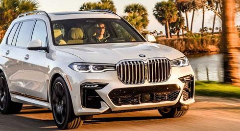 So sánh nhanh Mercedes GLS 2020 và BMW X7
