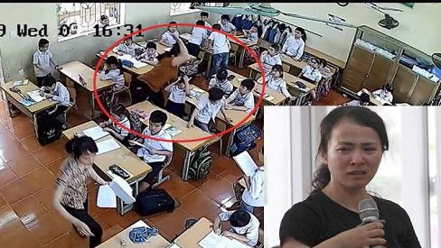 Cô giáo đánh hàng loạt học sinh ở Hải Phòng: Đuổi là đúng, nhưng…