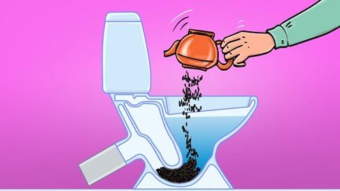 Nếu không muốn có ngày nhà vệ sinh ngập ngụa trong nước thải, nhất định không được cho 10 thứ này vào bồn cầu