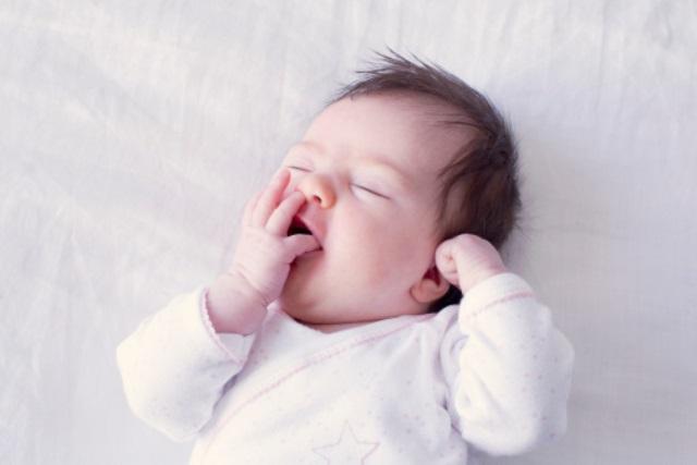 Cách dỗ trẻ sơ sinh ngủ nhanh và sâu giấc-2