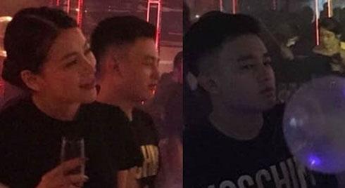 Bị tố hút bóng cười trong bar, Hoa hậu Phương Khánh phủ nhận