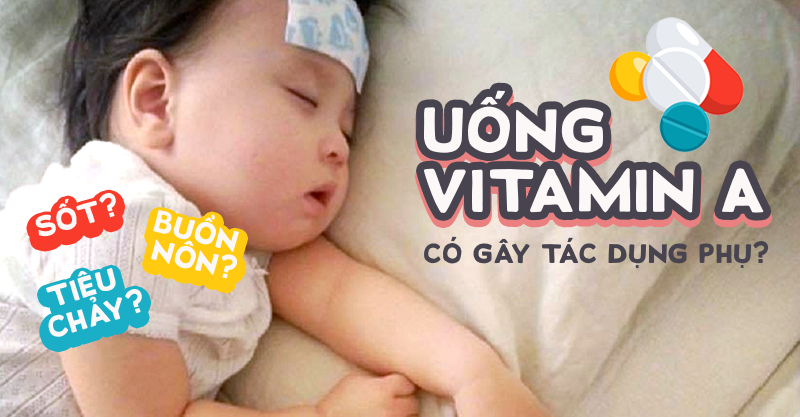 Cho con đi uống Vitamin A, các mẹ hoang mang thấy con có dấu hiệu bất thường-3
