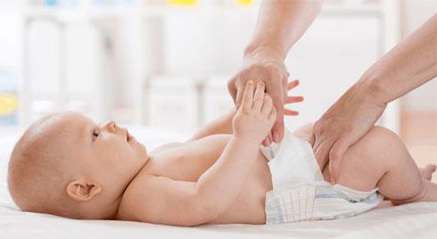 7 điều bố mẹ cần lưu ý khi chọn tã giấy cho trẻ sơ sinh