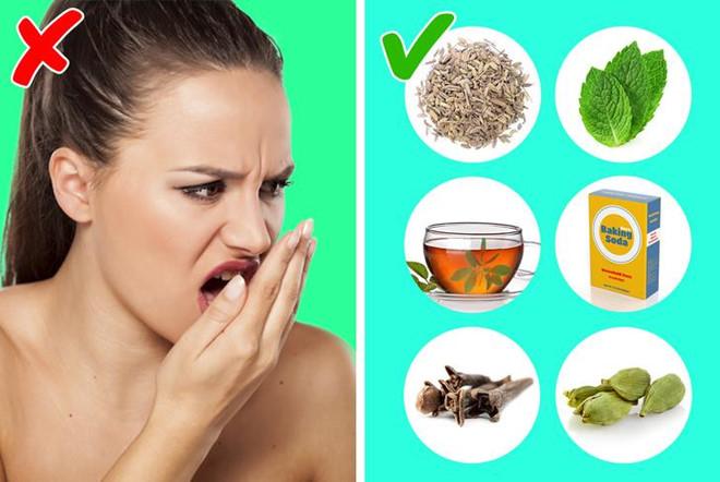 7 cách khử mùi hôi miệng dễ dàng-1