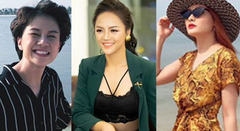 """Style ngoài đời của 3 chị em gái """"Về nhà đi con"""": Bảo Thanh trẻ trung, Bảo Hân cá tính nhưng bất ngờ nhất lại là chị cả Thu Quỳnh"""