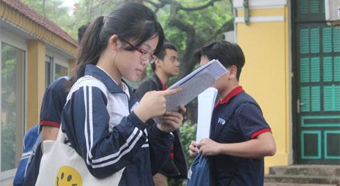 Thi lại lớp 10 ở Quảng Bình: Phụ huynh sẽ kiện nếu kết quả thấp hơn