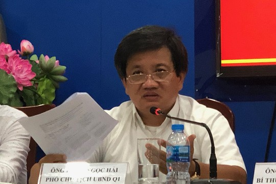 Ông Đoàn Ngọc Hải xác nhận đã nộp đơn xin từ chức ngay trong ngày được bổ nhiệm-2