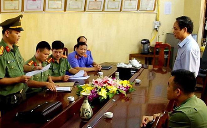 Hé lộ người cầm đầu trong vụ gian lận thi cử tại Hà Giang-1