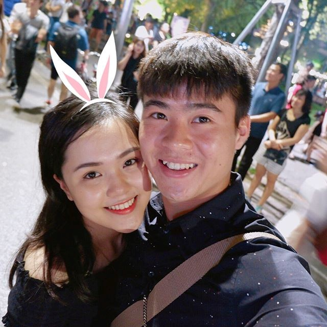 Lây bệnh gắt của người yêu, bạn gái Duy Mạnh vào hẳn Facebook cầu thủ Thái Lan bình luận khiến ai đọc xong cũng choáng-4