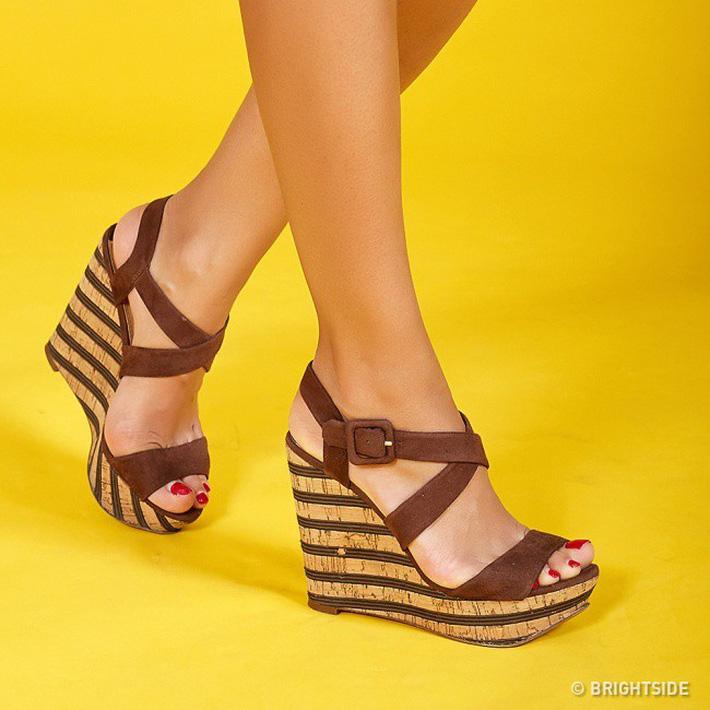 6 mẹo cực hay giúp giảm đau đớn khi đi giày cao gót, mẹo số 4 rất hiệu quả-7