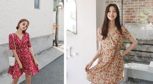 Váy hoa - item phủ sóng dày đặc mỗi mùa hè và 3 kiểu xinh đến nỗi bạn muốn