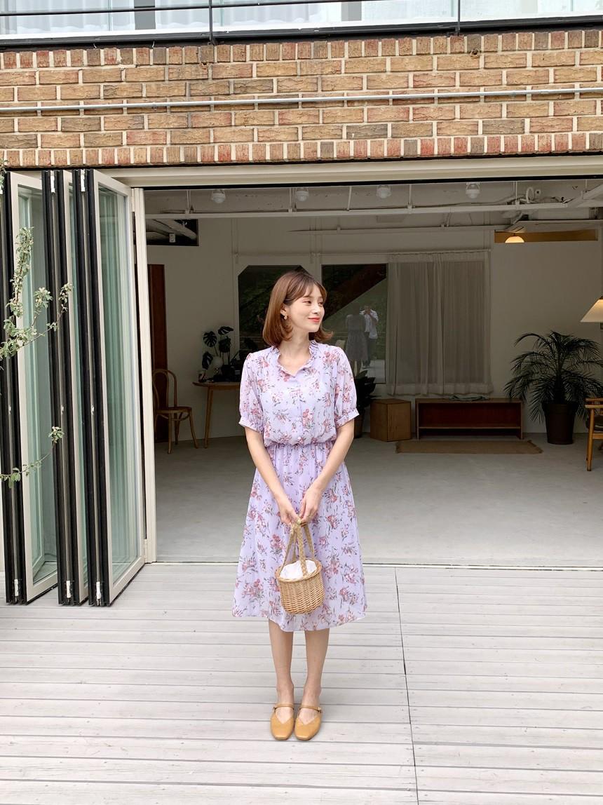 Váy hoa - item phủ sóng dày đặc mỗi mùa hè và 3 kiểu xinh đến nỗi bạn muốn rinh về hết cho tủ đồ-7