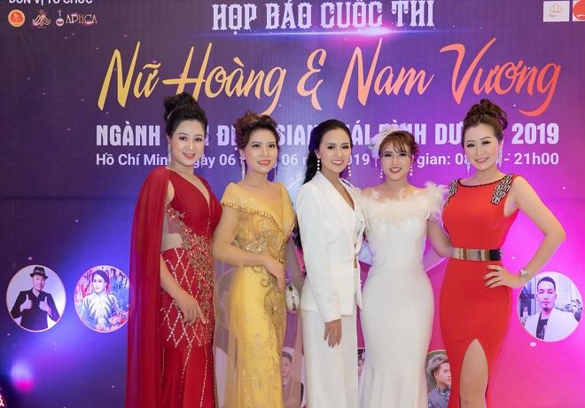 Nữ hoàng Trần Thị Thanh Châu tìm kiếm Hoa hậu, Nữ hoàng và Nam vương ngành làm đẹp APHCA ASEAN 2019-7