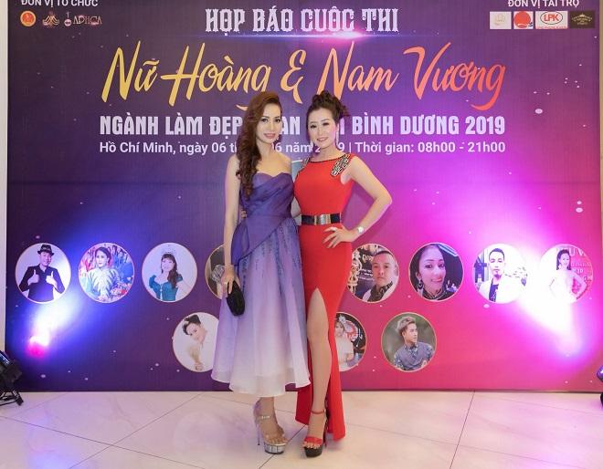 Nữ hoàng Trần Thị Thanh Châu tìm kiếm Hoa hậu, Nữ hoàng và Nam vương ngành làm đẹp APHCA ASEAN 2019-11