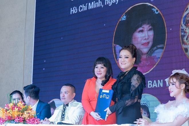 Nữ hoàng Trần Thị Thanh Châu tìm kiếm Hoa hậu, Nữ hoàng và Nam vương ngành làm đẹp APHCA ASEAN 2019-12