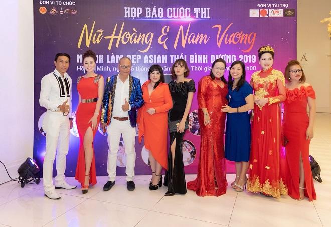 Nữ hoàng Trần Thị Thanh Châu tìm kiếm Hoa hậu, Nữ hoàng và Nam vương ngành làm đẹp APHCA ASEAN 2019-13