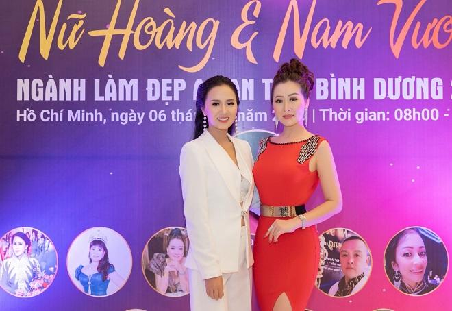 Nữ hoàng Trần Thị Thanh Châu tìm kiếm Hoa hậu, Nữ hoàng và Nam vương ngành làm đẹp APHCA ASEAN 2019-9