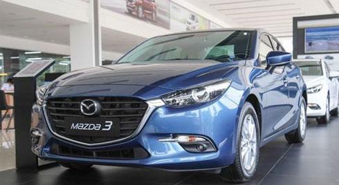 So sánh nhanh Mazda 3 2019 và Hyundai Elantra 2019