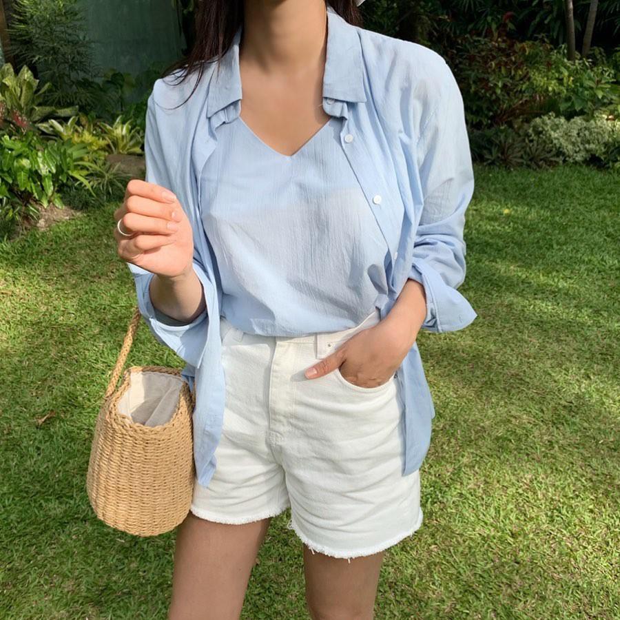 Như một thói quen: Ngày nắng nóng là chị em thi nhau lên đồ với 4 kiểu quần shorts xinh xắn, trendy này-11