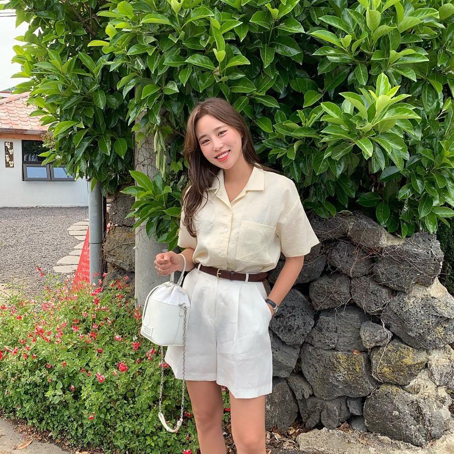 Như một thói quen: Ngày nắng nóng là chị em thi nhau lên đồ với 4 kiểu quần shorts xinh xắn, trendy này-12