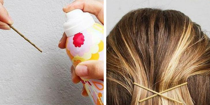 15 bí quyết giúp bạn tận dụng chai xịt tóc-7