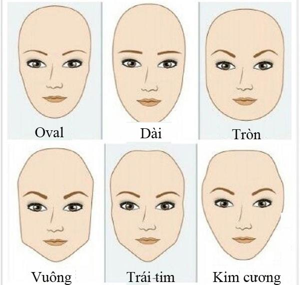 Cách vẽ chân mày đẹp tự nhiên đơn giản phù hợp với từng khuôn mặt-2
