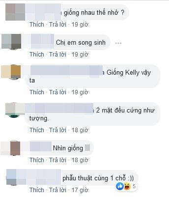 Đố bạn phân biệt được đâu là Thu Thủy, đâu là Kelly Nguyễn khi đứng chung một khung hình-5