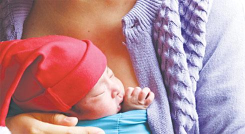 Cẩn trọng với hội chứng nguy kịch suy hô hấp trẻ sinh non