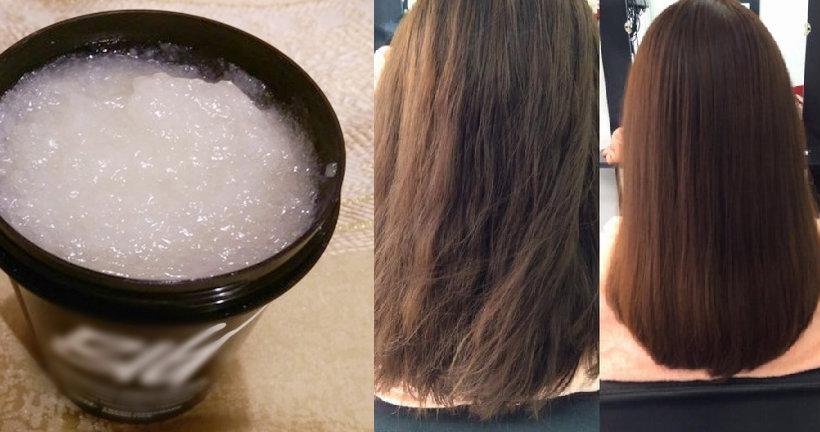 Đổ 1 muỗng này vào dầu gội, tóc óng mượt bồng bềnh, không còn bóng dáng của gàu lại thơm mát bất ngờ-1