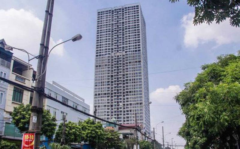 Tháp căn hộ 5 sao, 1 thập kỷ bỏ hoang trên đất vàng Hà Nội-3