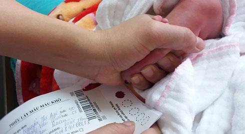 Bạn có biết về xét nghiệm máu gót chân cho trẻ sơ sinh?