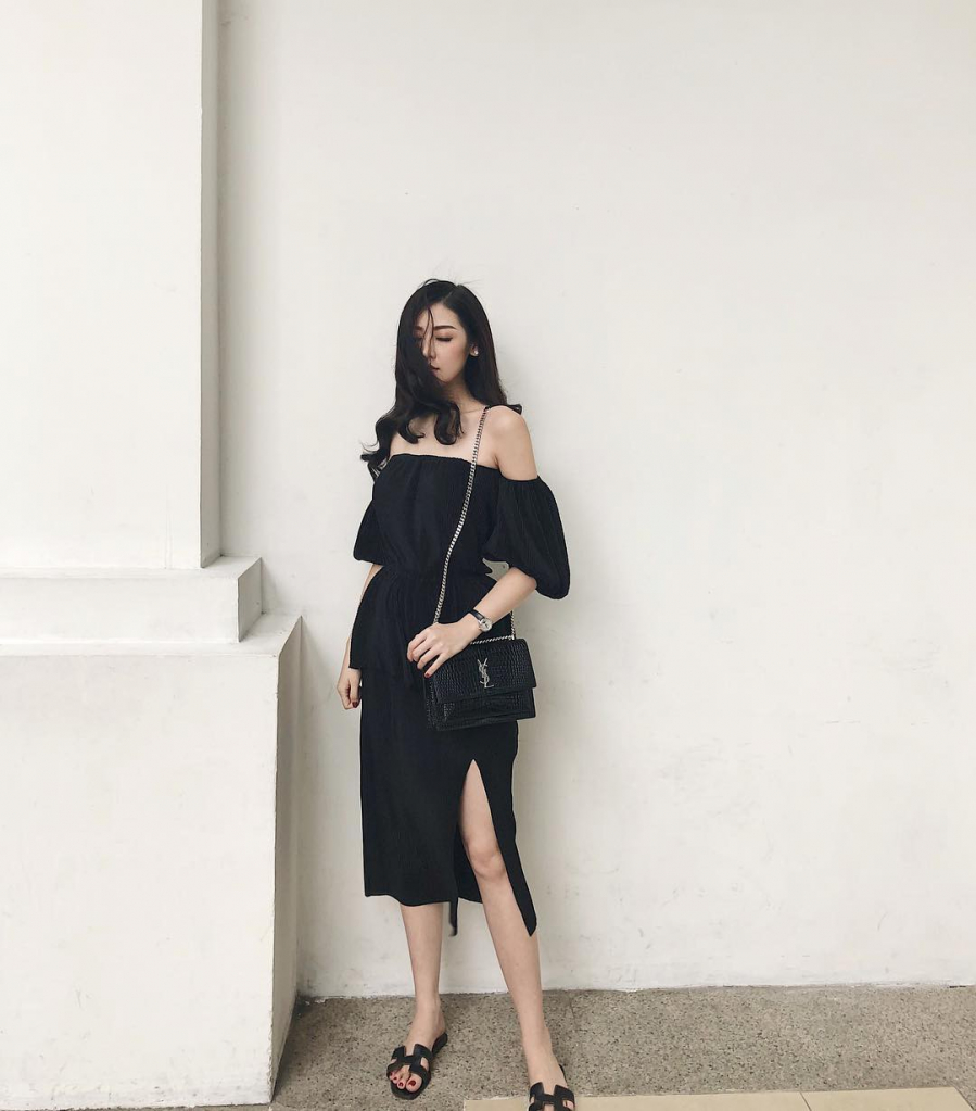 Dàn mỹ nhân Việt sang chảnh và đẹp hơn chỉ nhờ 2 tông màu trang phục cơ bản này-9