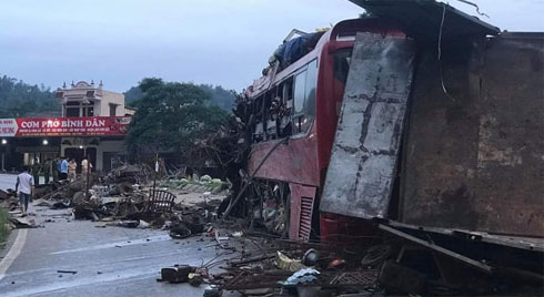 Danh tính nạn nhân trong vụ tai nạn kinh hoàng khiến 3 người chết, 38 người bị thương