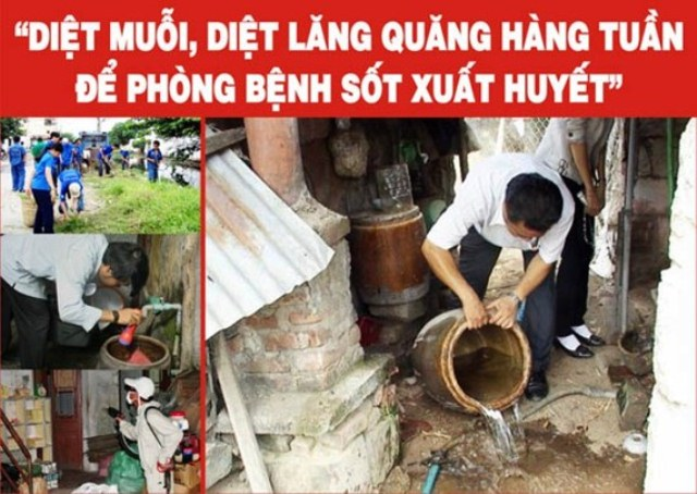 Hà Nội: Gia tăng ca mắc sốt xuất huyết, cần ráo riết vệ sinh môi trường diệt bọ gậy-1