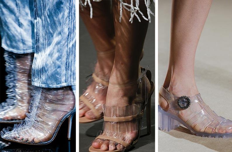Các kiểu giày trần trụi đang ngày càng chiếm ưu thế được chị em ưa chuộng-1