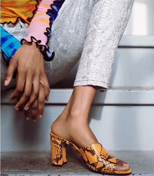 Các kiểu giày trần trụi đang ngày càng chiếm ưu thế được chị em ưa chuộng-4