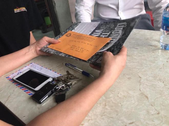 Con trai nữ lao công bị xe điên đâm tử vong trên đường phố Hà Nội đỗ lớp 10 trường Lương Thế Vinh-3