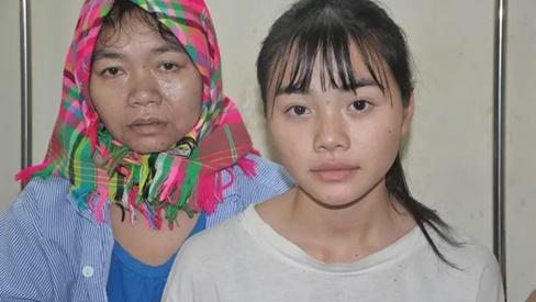 Rớt nước mắt nữ sinh dân tộc Thái cầu xin làm thuê kiếm tiền chăm mẹ trong viện