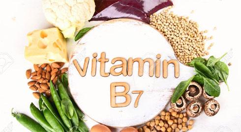 Công dụng của vitamin B7 đối với sức khỏe