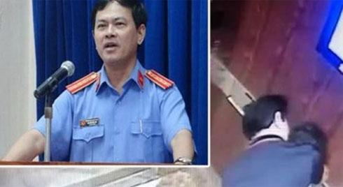Ông Nguyễn Hữu Linh không thừa nhận hành vi dâm ô, chỉ thừa nhận ôm hôn bé gái 3 lần