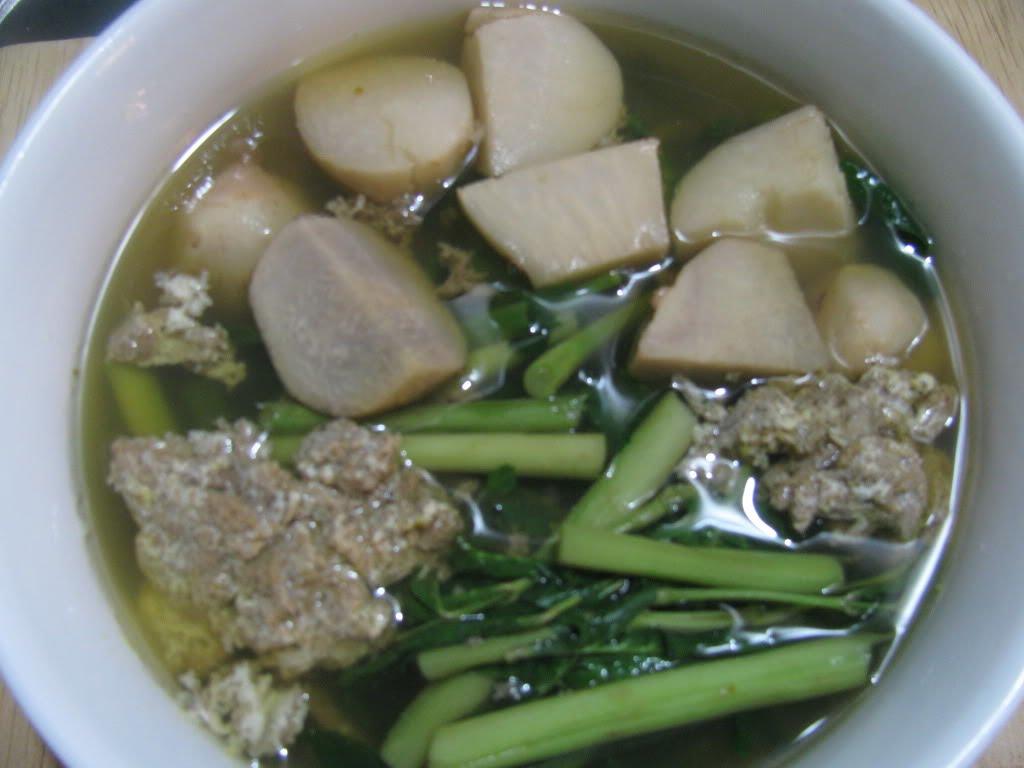 Món ăn từ cua đồng trị còi xương, tụ máu-2