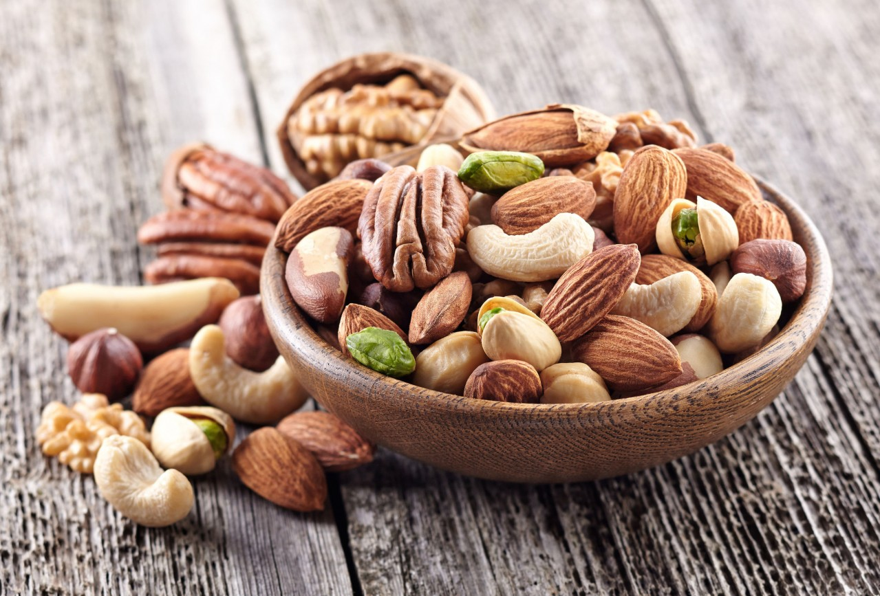 Thực phẩm tự nhiên giúp ngăn ngừa suy giảm trí nhớ-1