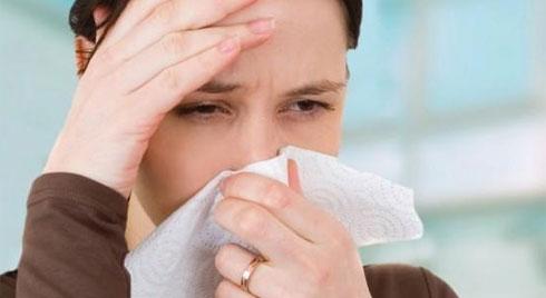 Điều cần chú ý khi bị viêm mũi dị ứng