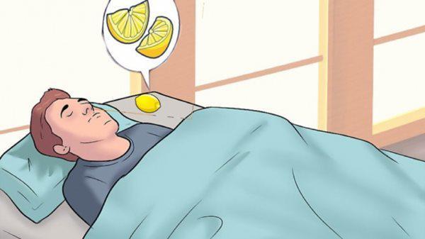 Cắt tư quả chanh đặt đầu giường, mẹ trẻ ngỡ ngàng thấy thành quả sau 1 đêm-3