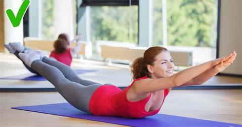 5 bài tập giảm mỡ bạn nên lưu ý khi tập