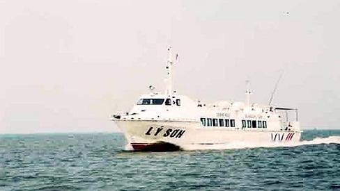 Đề thi THPT quốc gia được hộ tống nghiêm ngặt ra đảo Lý Sơn