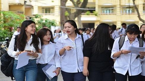 Lịch thi THPT quốc gia 2019 chính thức